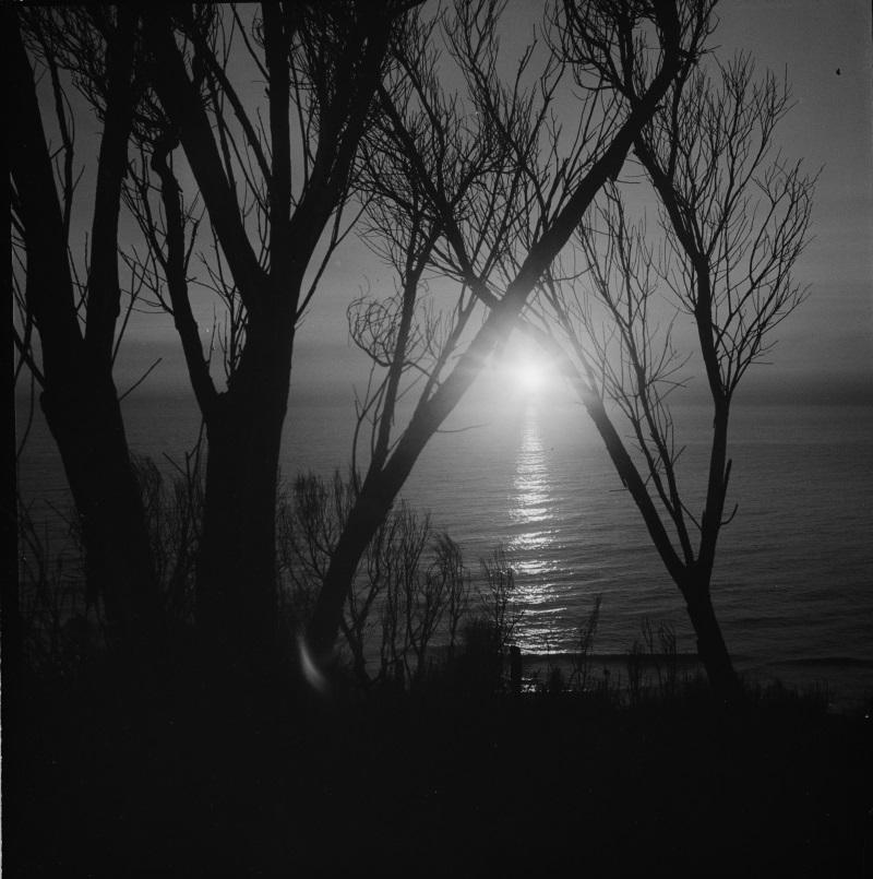 Sunrise Bungan Beach 1979