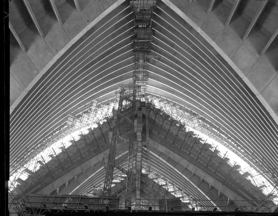 Concert hall 1963
