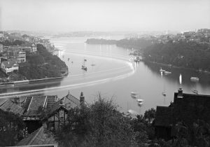 Mosman Bay, Sydney 1940s