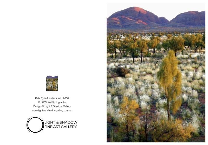Kata Tjuta Landscape II 5x7