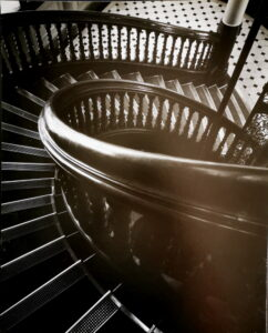 CSR staircase 1961