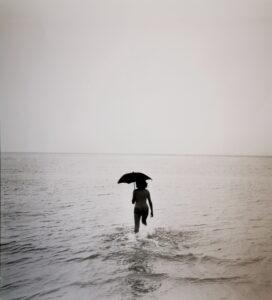Raining at Port Stephens 1960s