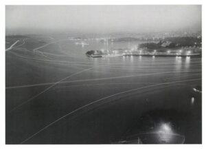 Sydney Harbour Crepescule 1937